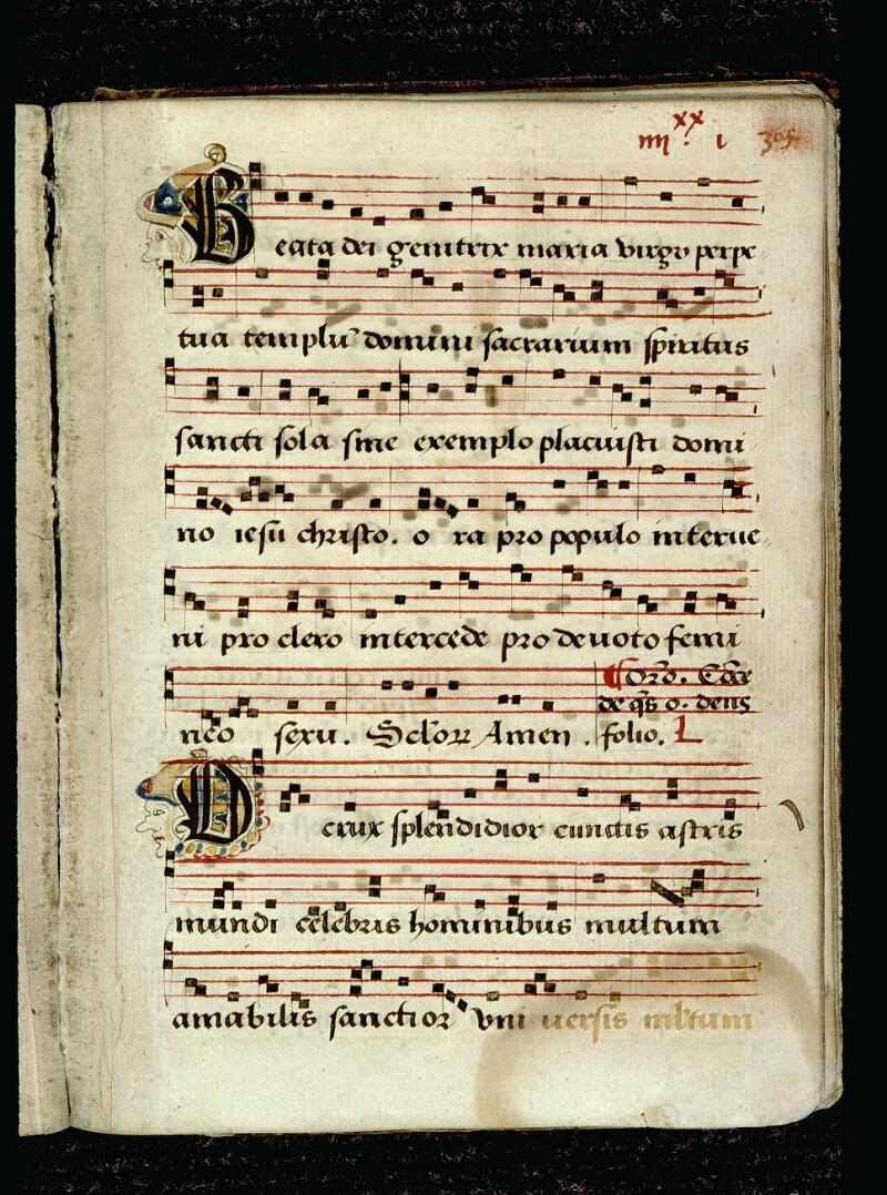 Angers, Bibl. mun., ms. 0081, p. 305