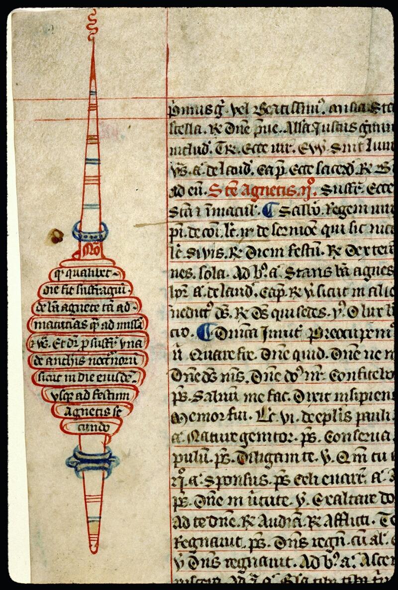 Angers, Bibl. mun., ms. 0086, f. 007v