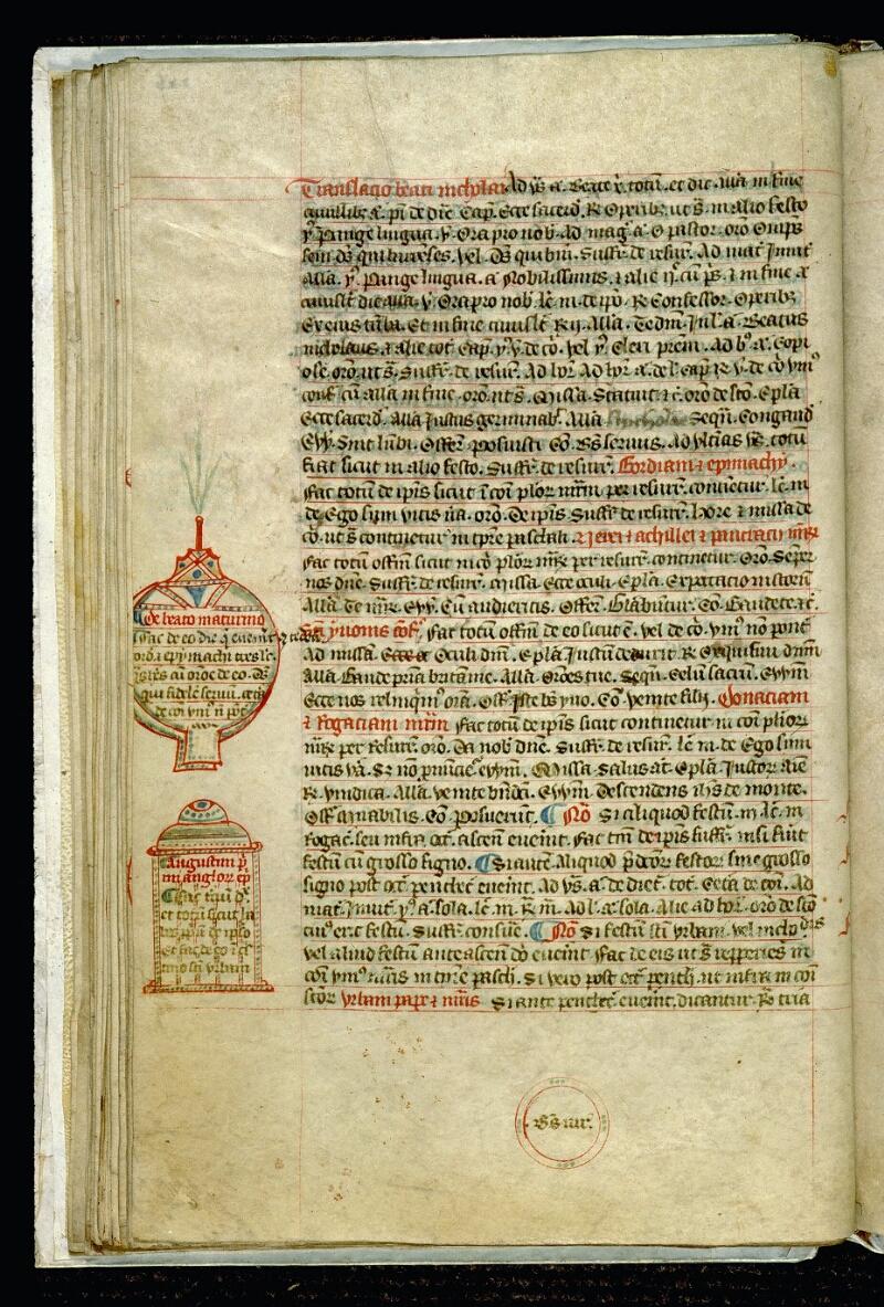 Angers, Bibl. mun., ms. 0086, f. 025v - vue 1
