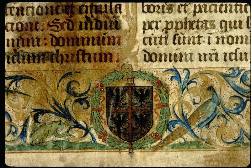 Angers, Bibl. mun., ms. 0095, f. 001 - vue 3