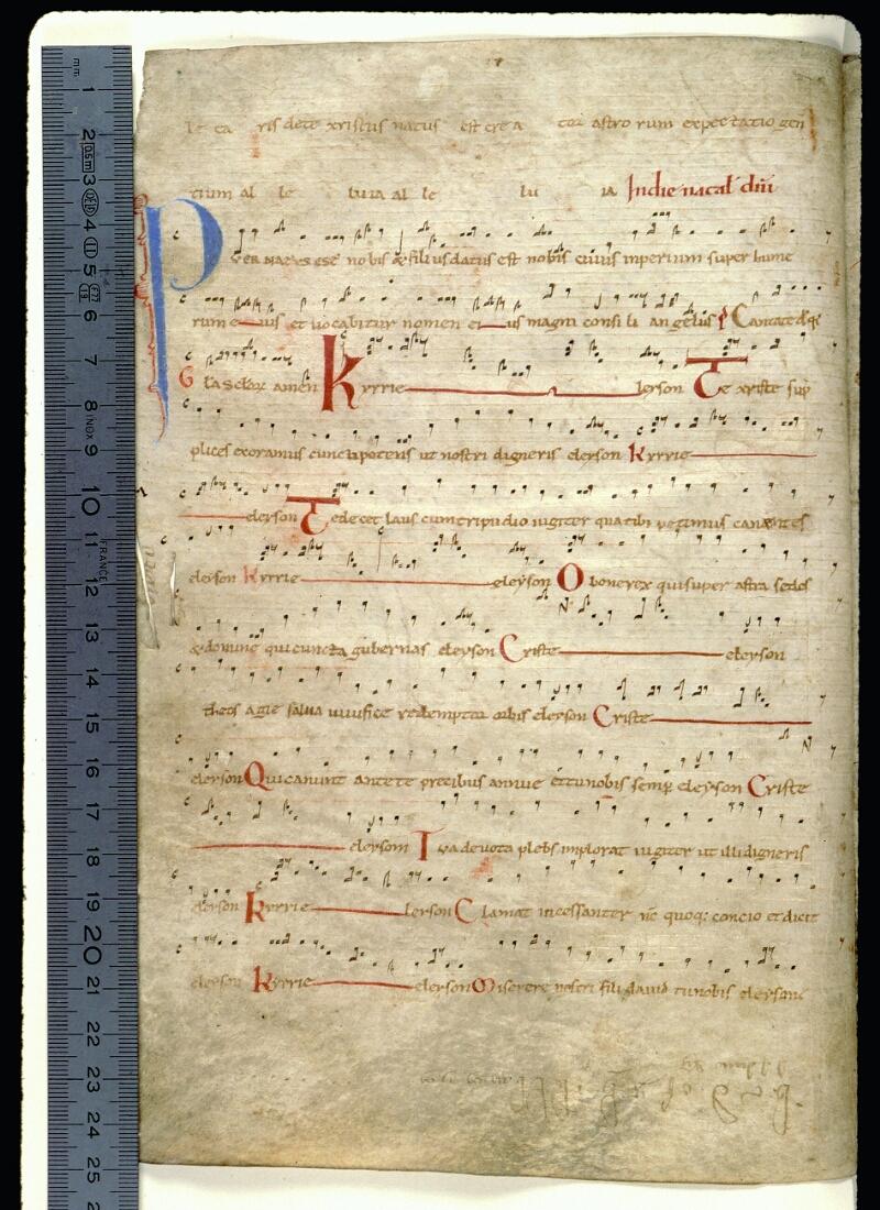 Angers, Bibl. mun., ms. 0096, f. 019v - vue 1