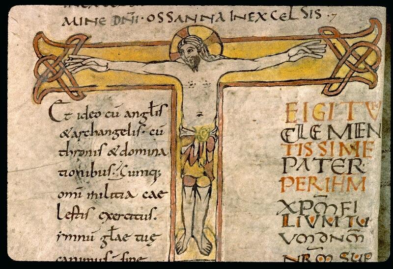 Angers, Bibl. mun., ms. 0102, f. 003v - vue 2