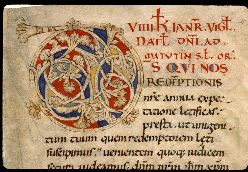 Angers, Bibl. mun., ms. 0103, f. 045 - vue 2