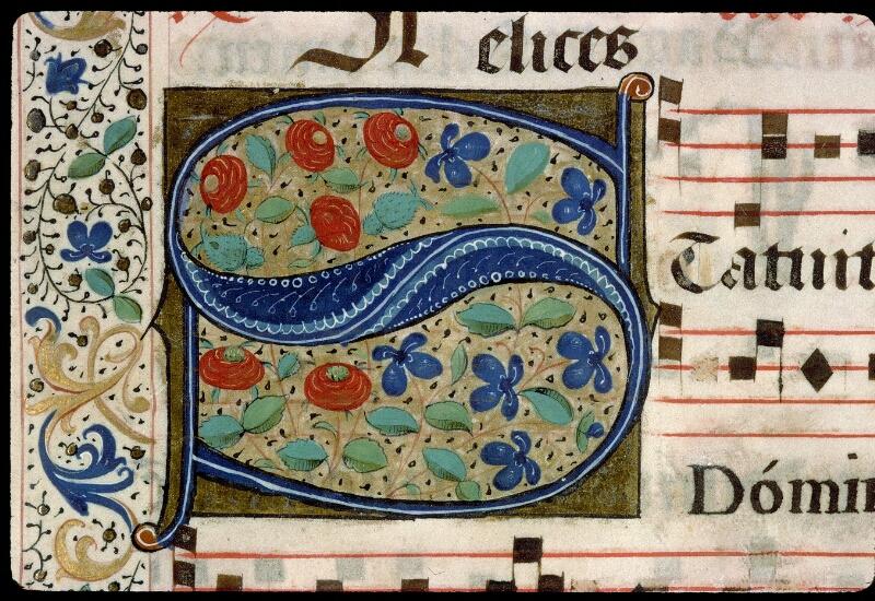 Angers, Bibl. mun., ms. 0109, f. 045 - vue 2