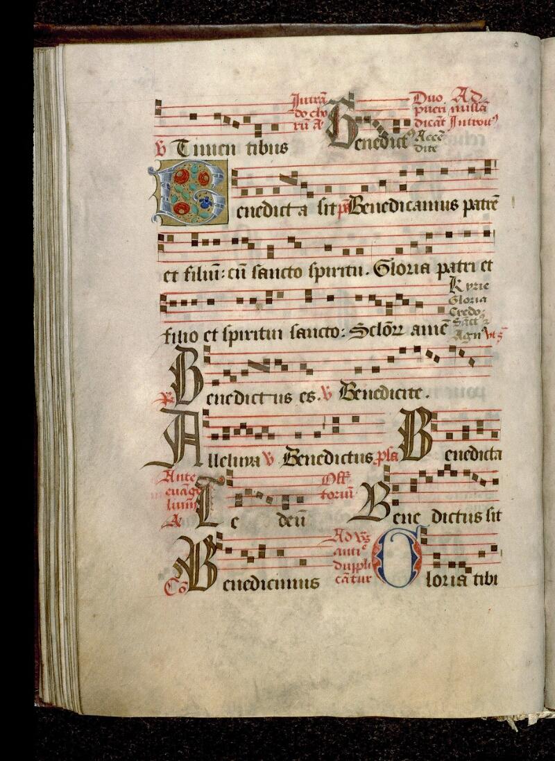 Angers, Bibl. mun., ms. 0109, f. 071v - vue 1