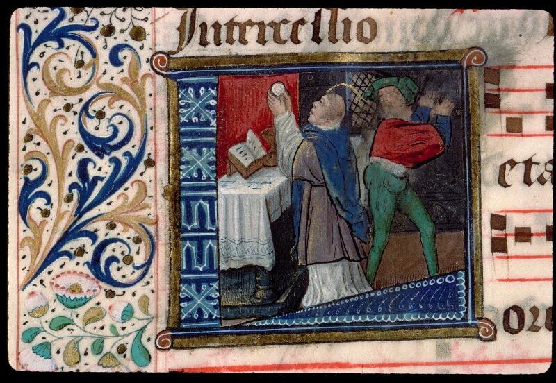 Angers, Bibl. mun., ms. 0109, f. 091v - vue 2