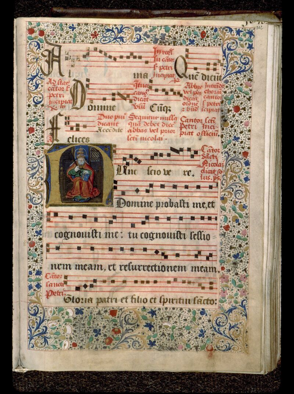 Angers, Bibl. mun., ms. 0109, f. 102 - vue 1