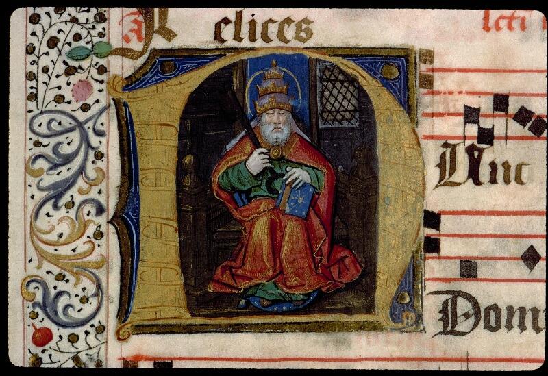 Angers, Bibl. mun., ms. 0109, f. 102 - vue 2
