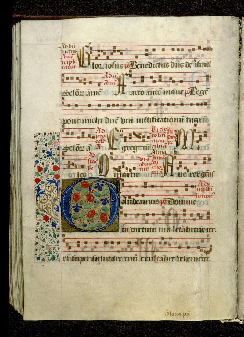 Angers, Bibl. mun., ms. 0109, f. 168v - vue 1