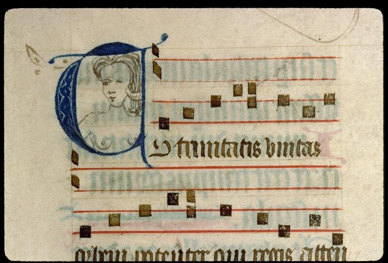 Angers, Bibl. mun., ms. 0114, f. 057 - vue 2