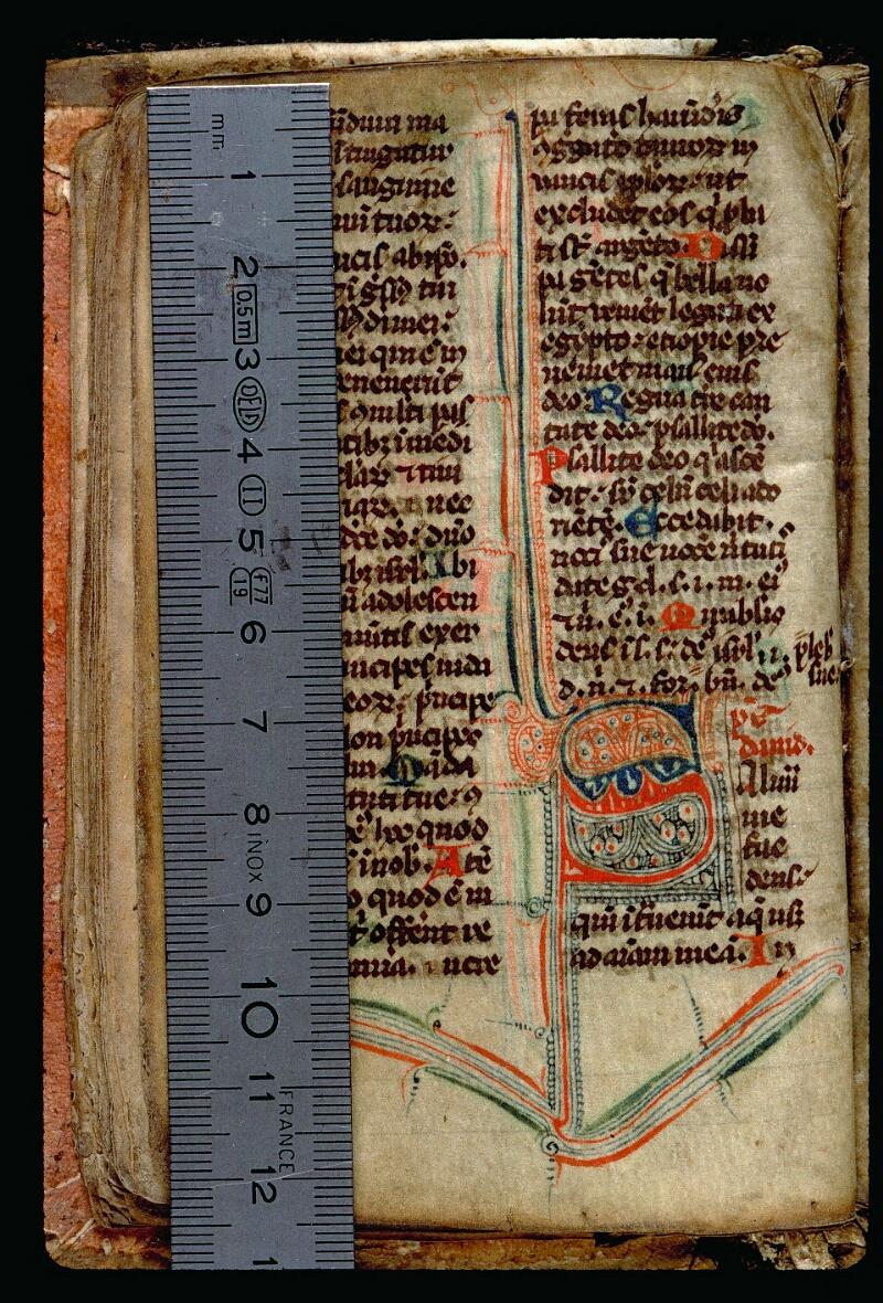 Angers, Bibl. mun., ms. 0115, f. 024v - vue 1