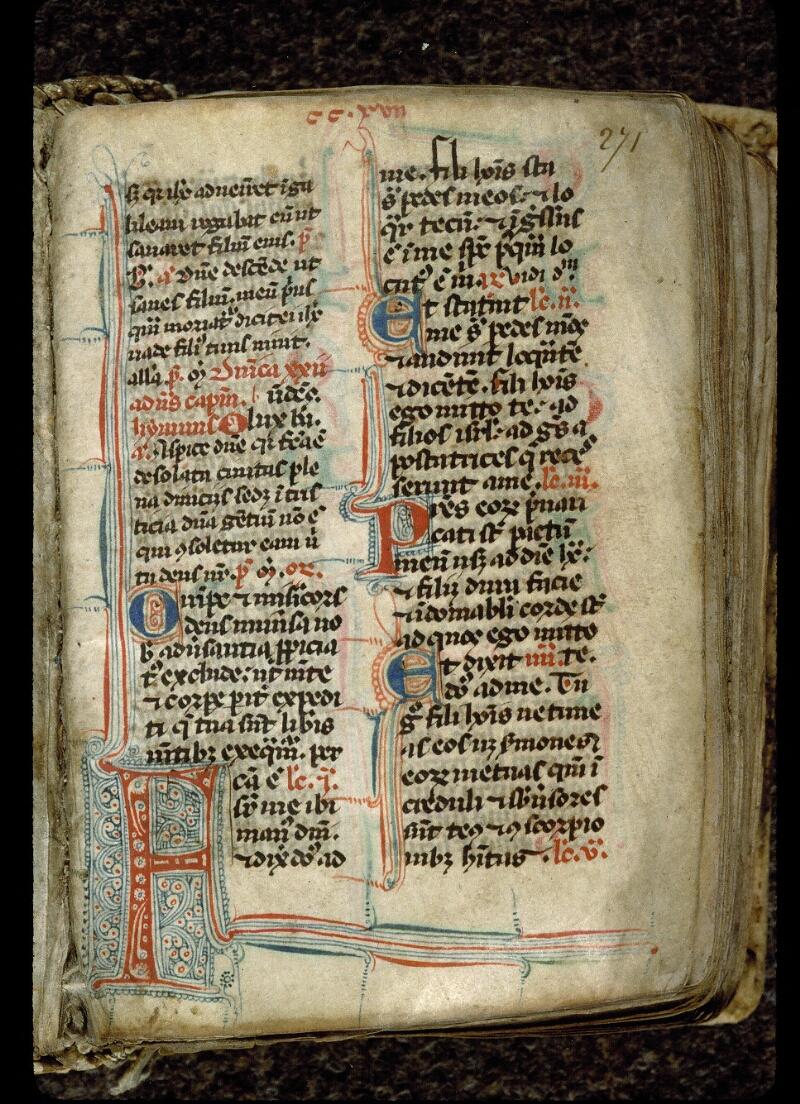 Angers, Bibl. mun., ms. 0115, f. 271