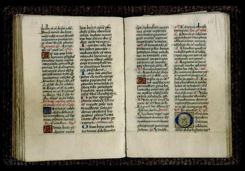 Angers, Bibl. mun., ms. 0116, f. 250v-251