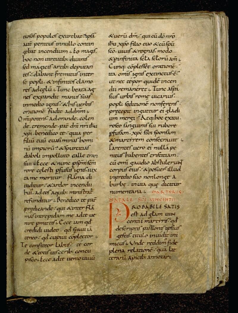 Angers, Bibl. mun., ms. 0121, f. 031 - vue 2