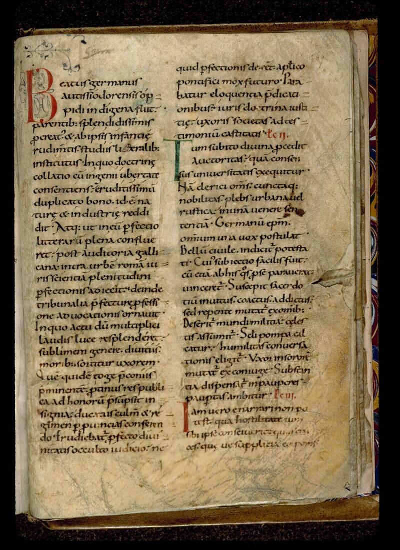 Angers, Bibl. mun., ms. 0121, f. 269 - vue 1