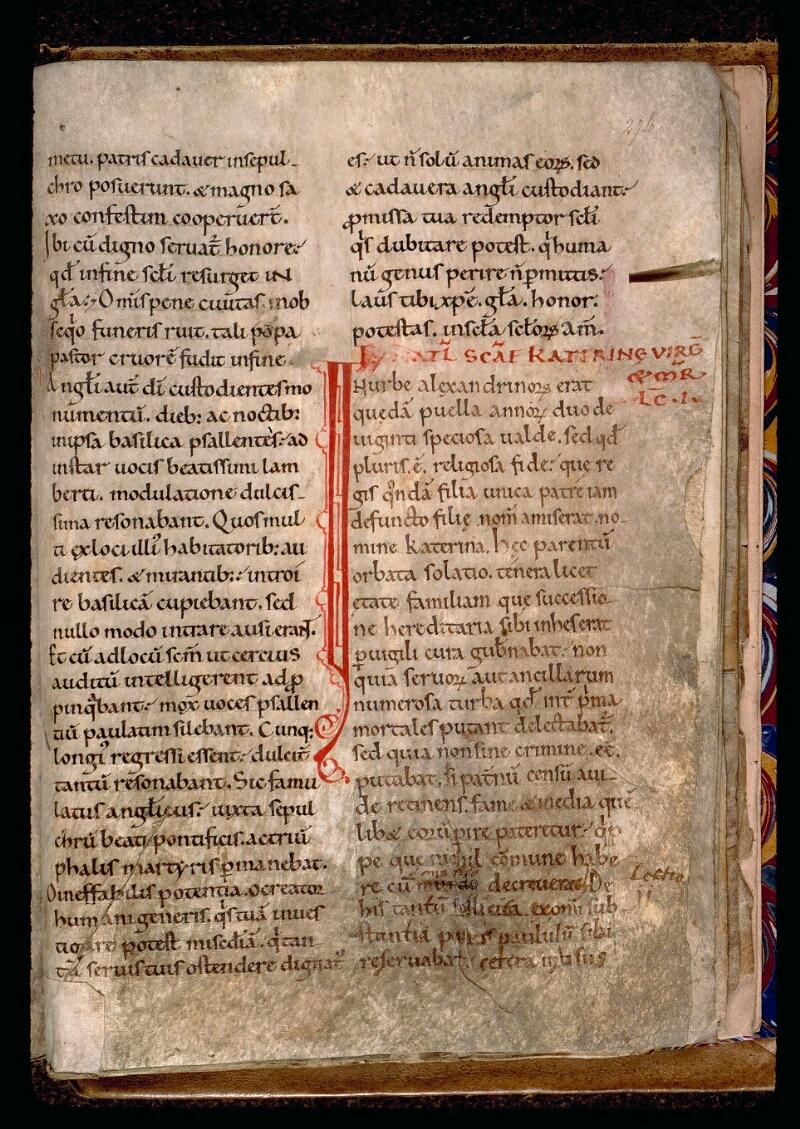 Angers, Bibl. mun., ms. 0121, f. 274