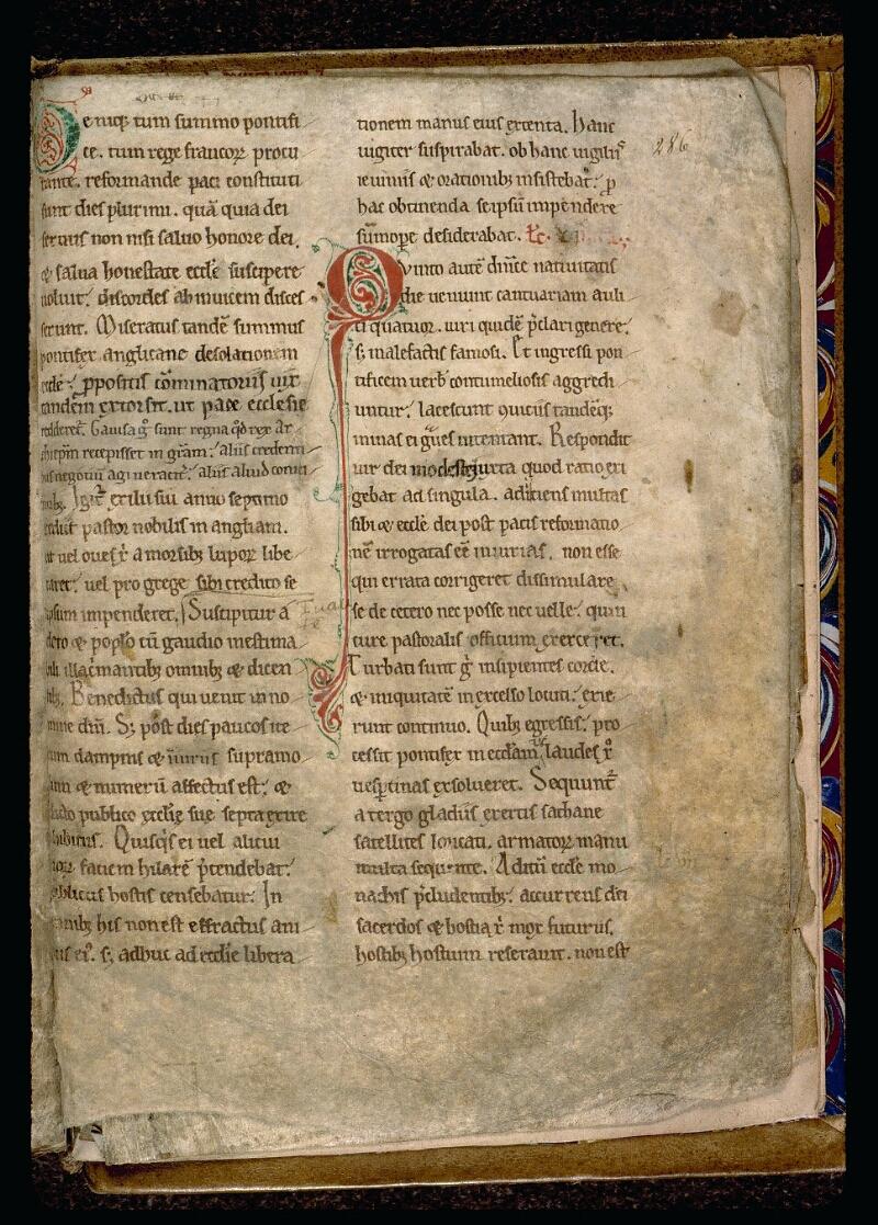 Angers, Bibl. mun., ms. 0121, f. 286
