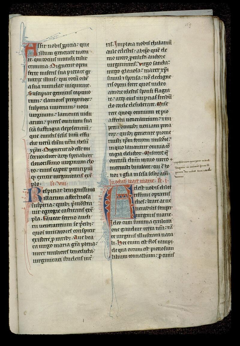 Angers, Bibl. mun., ms. 0123, f. 164