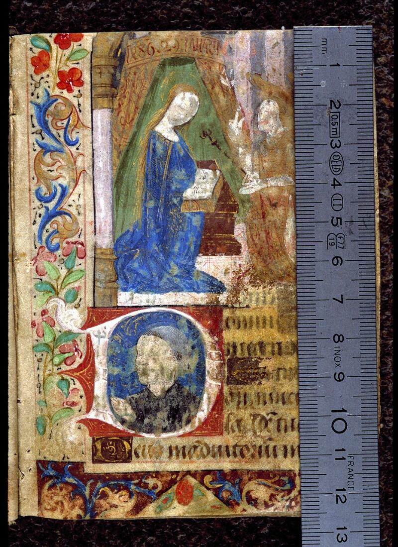 Angers, Bibl. mun., ms. 0131, f. 005 - vue 1