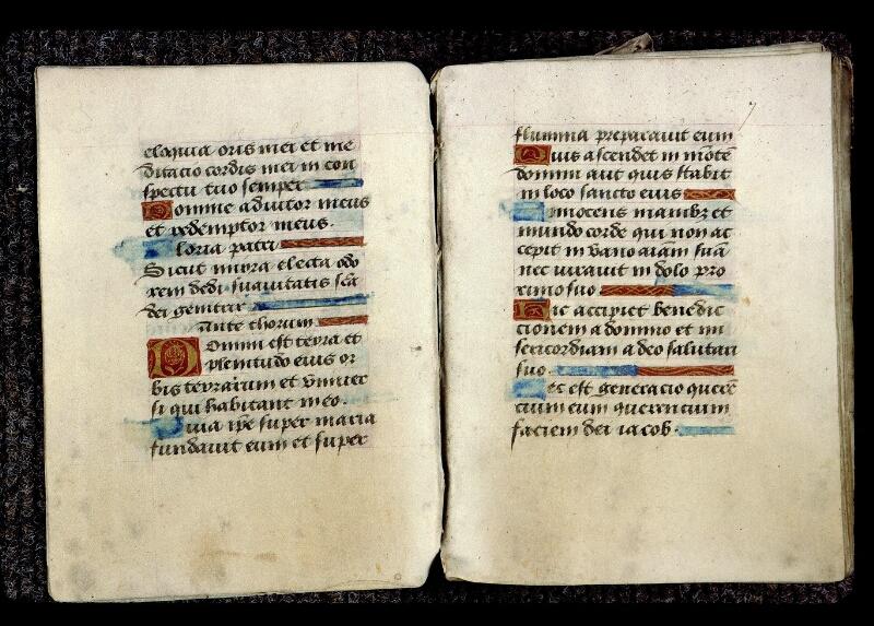 Angers, Bibl. mun., ms. 0133, f. 006v-007 - vue 2