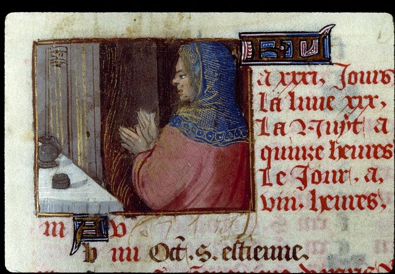 Angers, Bibl. mun., ms. 0134, f. 001 - vue 3