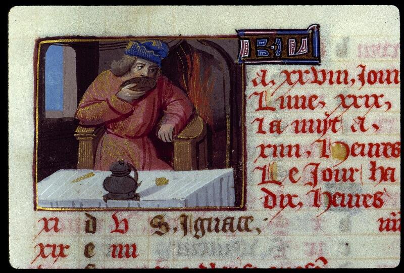 Angers, Bibl. mun., ms. 0134, f. 002 - vue 2