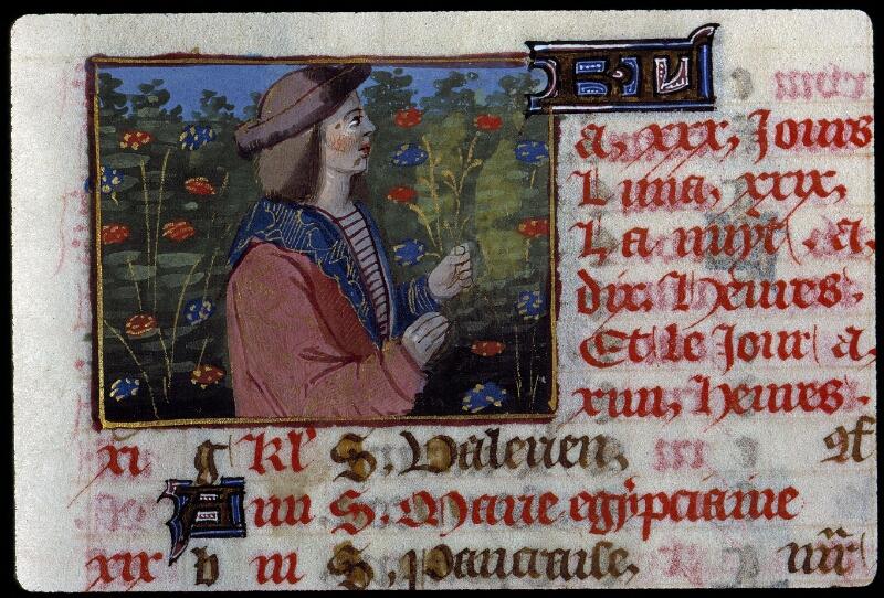 Angers, Bibl. mun., ms. 0134, f. 004 - vue 2