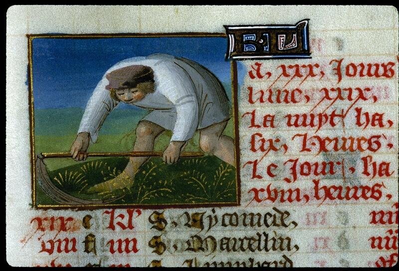 Angers, Bibl. mun., ms. 0134, f. 006 - vue 2