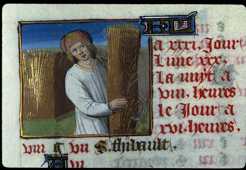 Angers, Bibl. mun., ms. 0134, f. 007 - vue 2