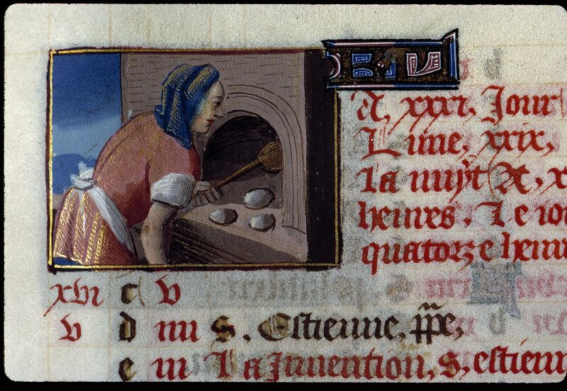 Angers, Bibl. mun., ms. 0134, f. 008 - vue 2