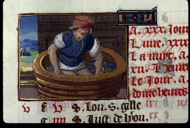 Angers, Bibl. mun., ms. 0134, f. 009 - vue 2
