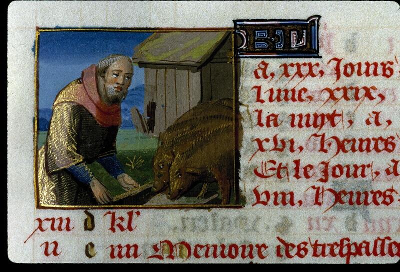 Angers, Bibl. mun., ms. 0134, f. 011 - vue 2