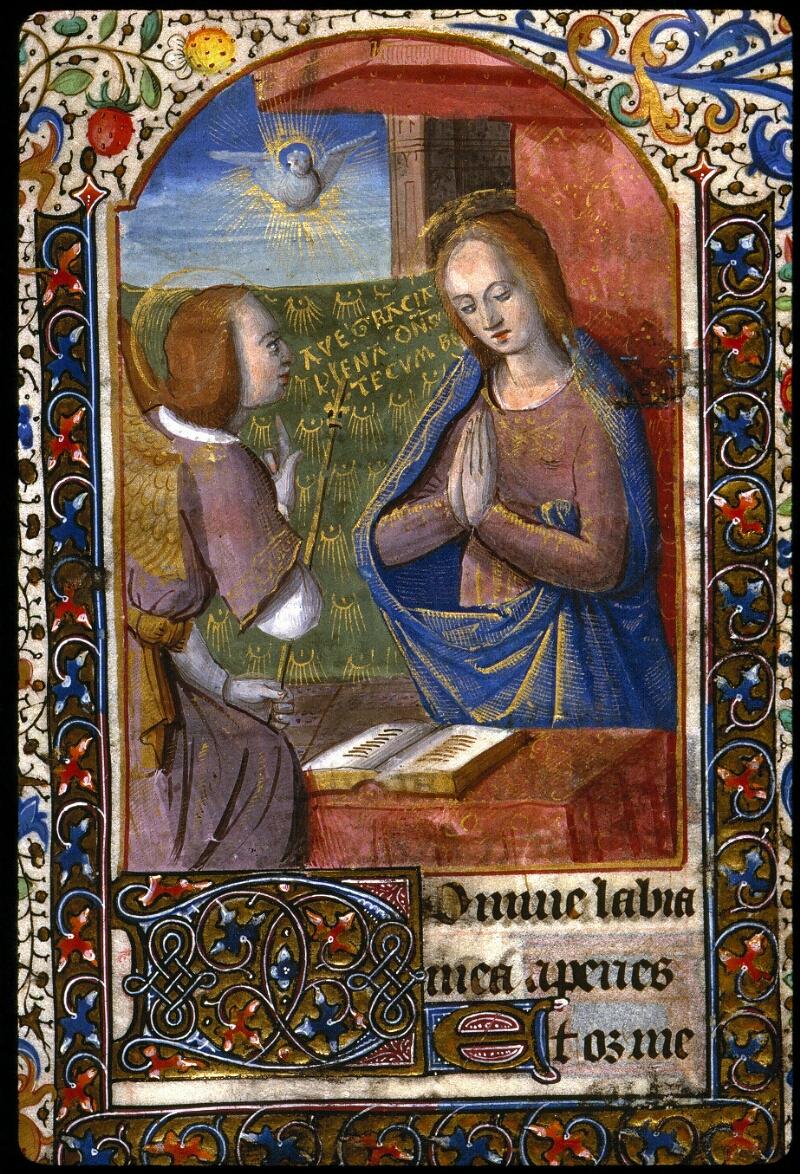 Angers, Bibl. mun., ms. 0134, f. 013 - vue 2