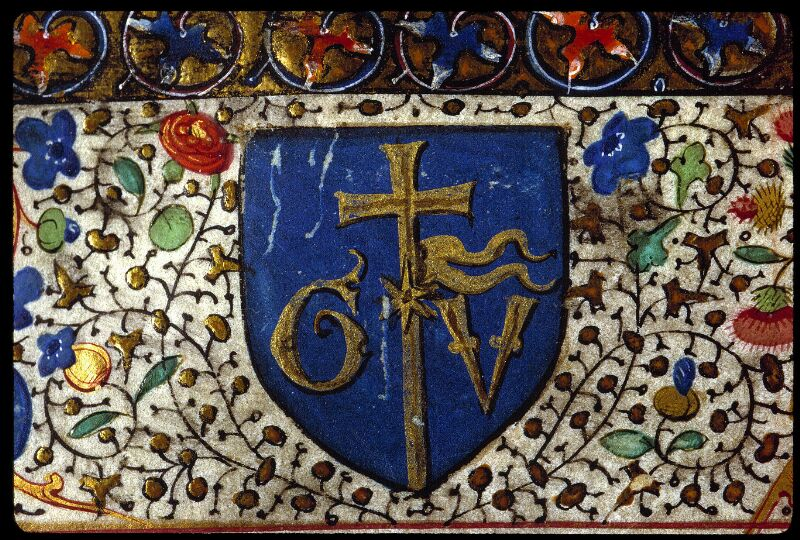 Angers, Bibl. mun., ms. 0134, f. 013 - vue 3
