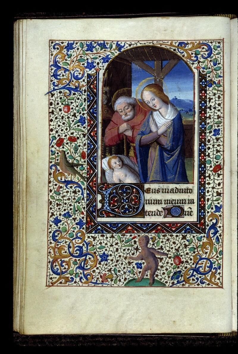 Angers, Bibl. mun., ms. 0134, f. 045v - vue 1