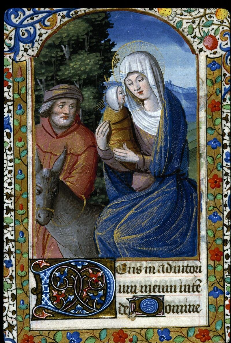 Angers, Bibl. mun., ms. 0134, f. 064 - vue 2