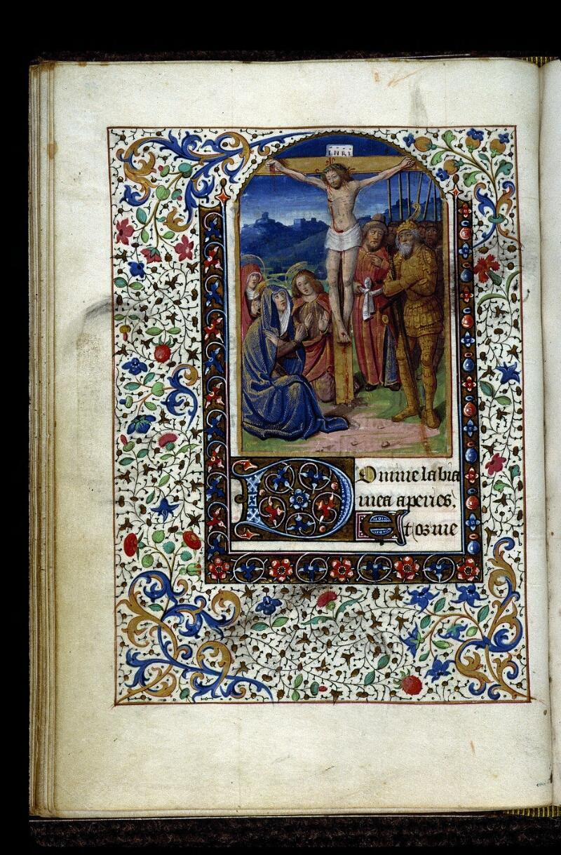 Angers, Bibl. mun., ms. 0134, f. 079v - vue 1