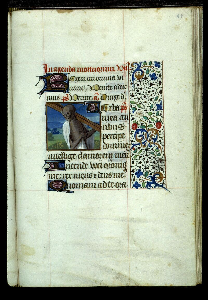 Angers, Bibl. mun., ms. 0134, f. 097 - vue 1