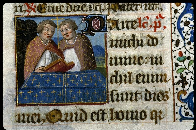 Angers, Bibl. mun., ms. 0134, f. 102 - vue 2