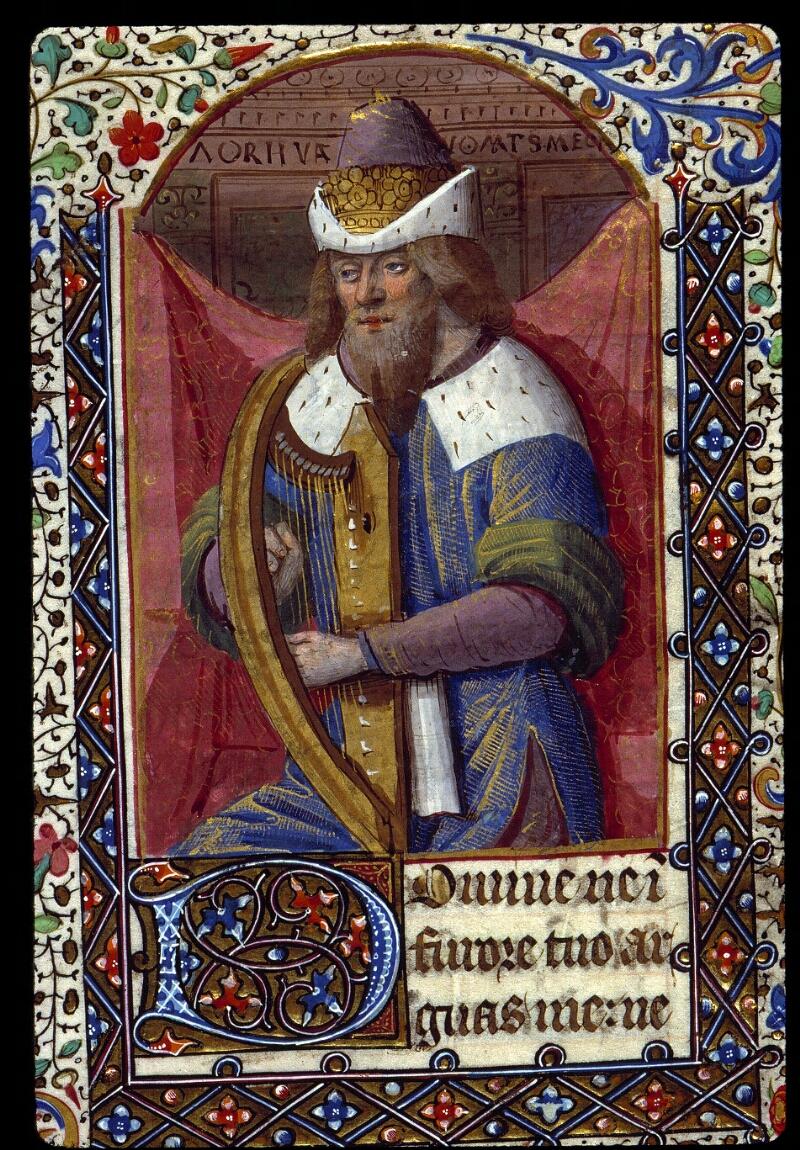 Angers, Bibl. mun., ms. 0134, f. 121 - vue 2