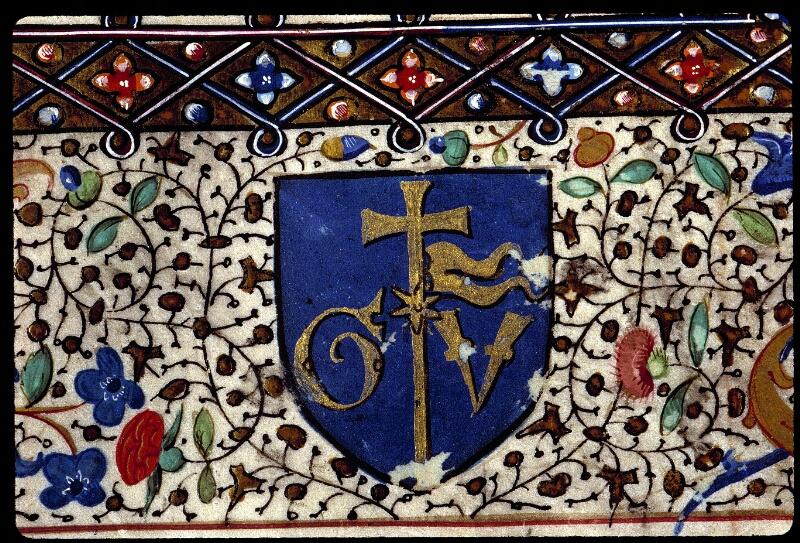 Angers, Bibl. mun., ms. 0134, f. 121 - vue 3