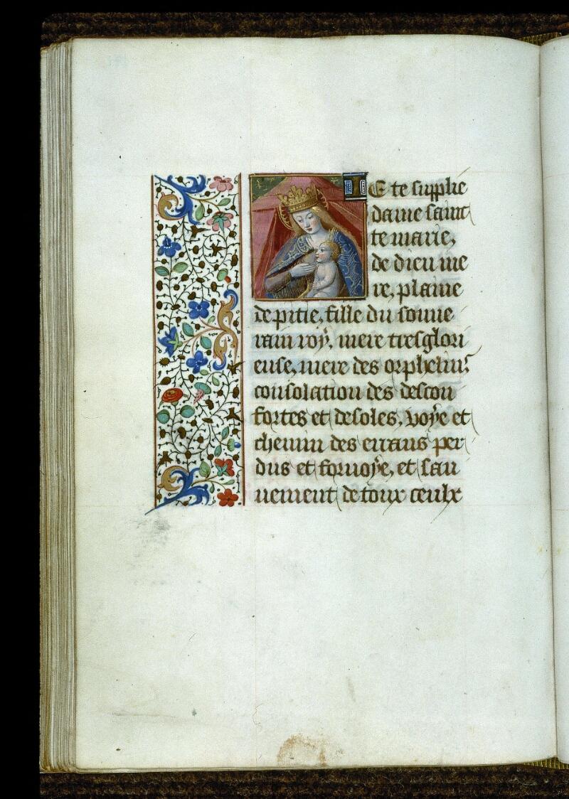 Angers, Bibl. mun., ms. 0134, f. 171v - vue 1