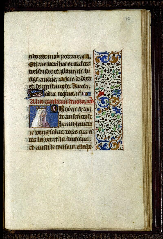 Angers, Bibl. mun., ms. 0134, f. 178 - vue 1