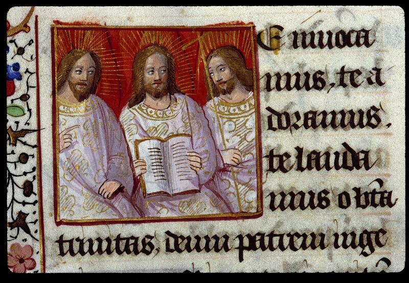 Angers, Bibl. mun., ms. 0134, f. 180v - vue 2