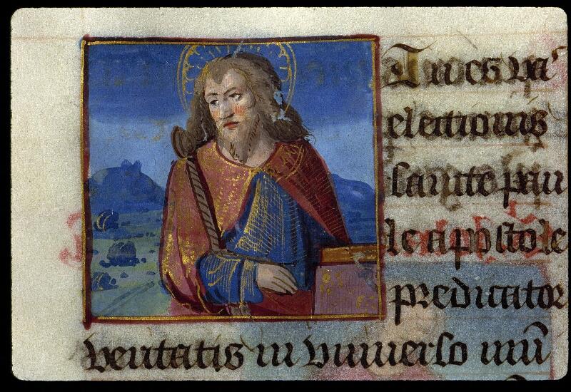 Angers, Bibl. mun., ms. 0134, f. 185 - vue 2
