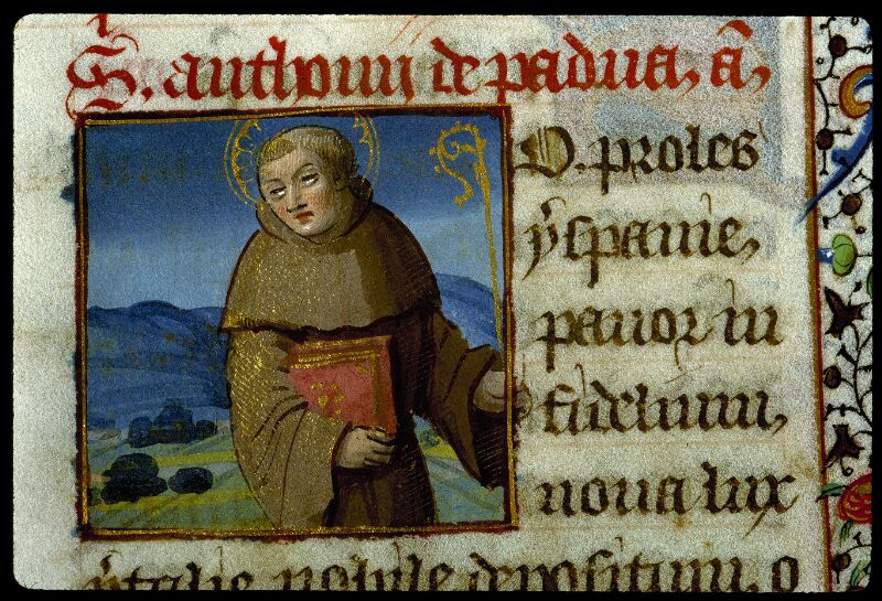 Angers, Bibl. mun., ms. 0134, f. 194 - vue 2