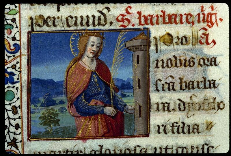Angers, Bibl. mun., ms. 0134, f. 195v - vue 2