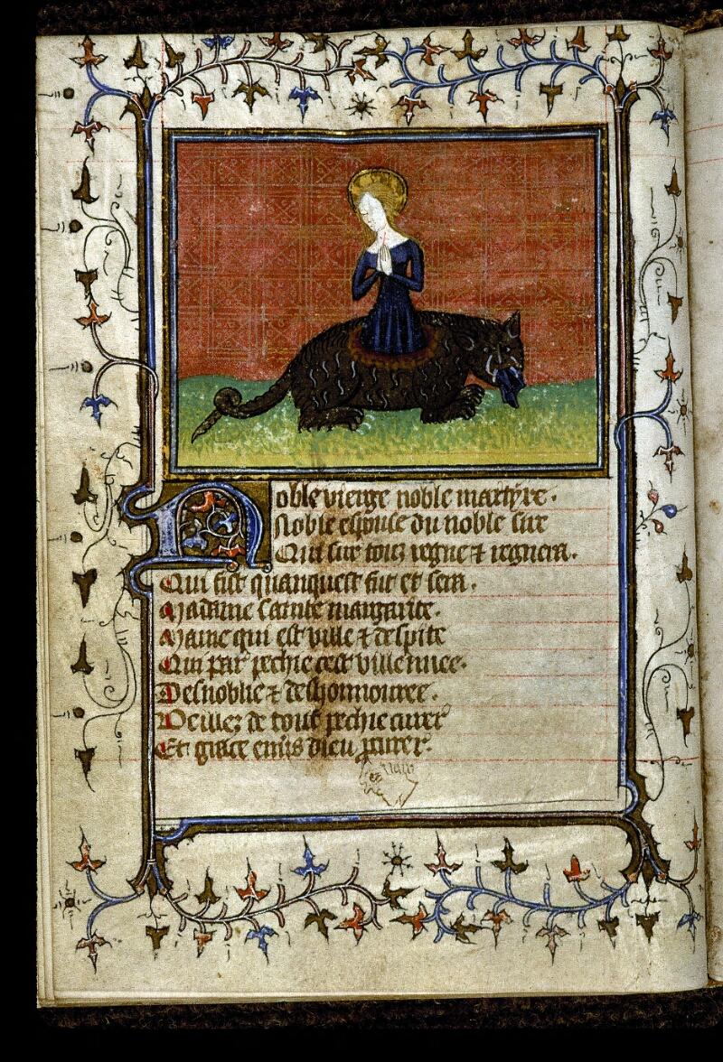 Angers, Bibl. mun., ms. 0136, f. 062v - vue 1