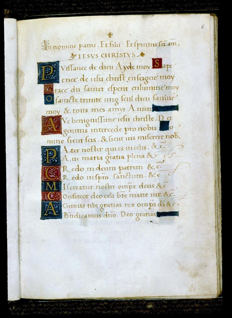 Angers, Bibl. mun., ms. 0138, f. 008 - vue 2