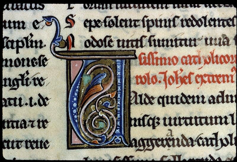 Angers, Bibl. mun., ms. 0142, f. 001 - vue 4